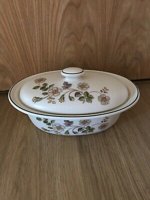 Autumn Leaves -   Casserole Dish -  Marks And Spencer