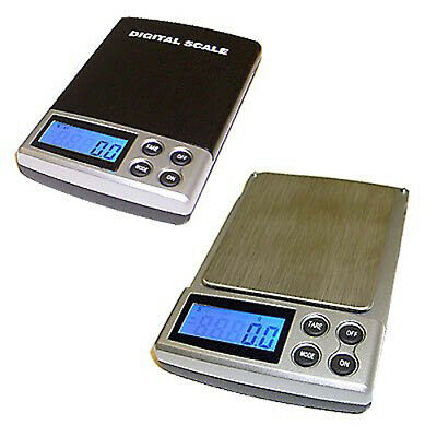 Digital Small Pocket Electronic Food Snack Weighing Mini Scales 0.1-1000G - Uk