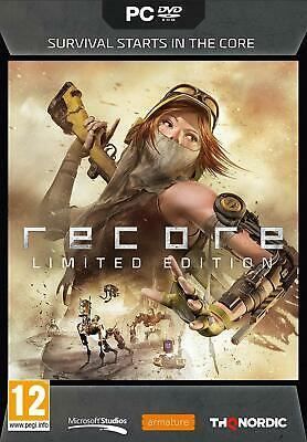 Recore Limited Edition - Jeu PC - Neuf sous blister - PAL FR
