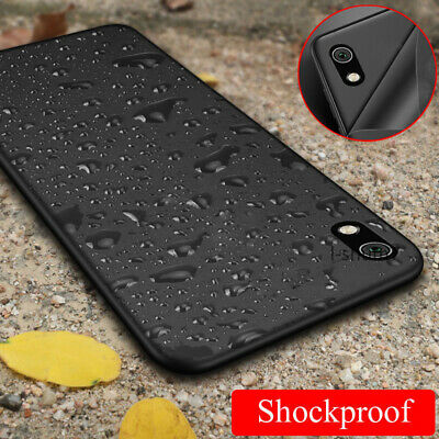 For Xiaomi Redmi 7A 7 Note 7 Pro Ultra Thin Silicone TPU Frosted Back Case Cover