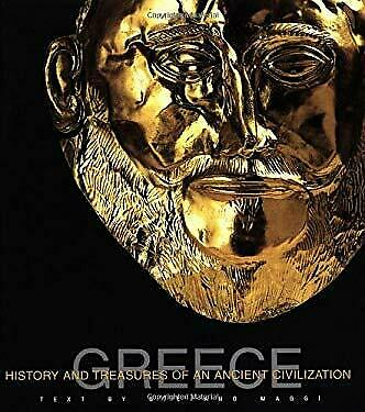 Greece : History and Treasures of an Ancient Civilization-ExLibrary