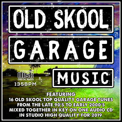 Old Skool Garage Music 2019 NEW DJ MIXED CD 🌟 UK-2STEP CLUB BASS DANCE FLOOR 🌟