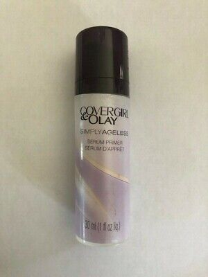 (1) Covergirl + Olay Simply Ageless Anti-Aging Foundation Primer!!