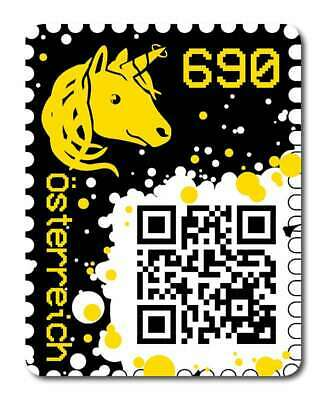 Crypto Stamps - YELLOW