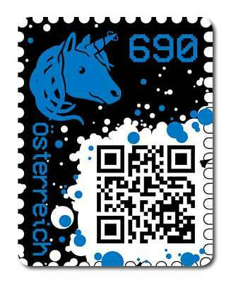 Crypto Stamps - BLUE