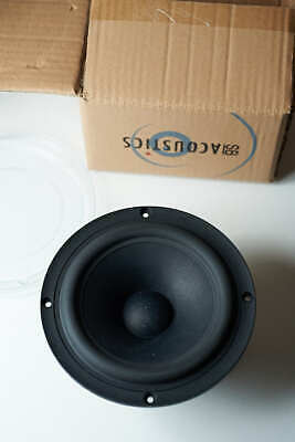 "SB Acoustics 6"" SB17NRXC35-8-UC 8ohm SB17 mid woofer scan speak seas dayton"