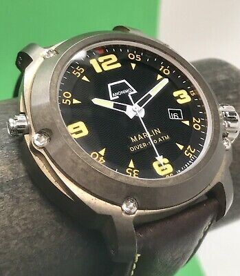 Anonimo Marlin Bronze Special Limited Edition 1500m Single Sealed Bronze 46.5mm