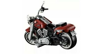 LEGO® Creator Expert 10269 Harley-Davidson® Fat Boy® Motorcycle FREE SHIPPING