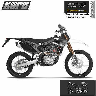 Genuine Kurz® | FS 250 Enduro Off Road Legal Bike Motorcycle Motorbike CRF KTM
