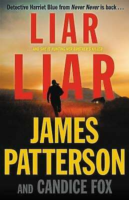 Liar Liar (Harriet Blue)-ExLibrary by Patterson, James, Fox, Candice