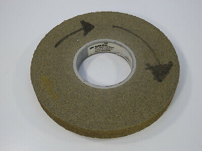 "1-Pk 3M Scotch-Brite 14629 8/"" x 1//2/"" x 3/"" 8S FIN ExL Deburring Wheel"