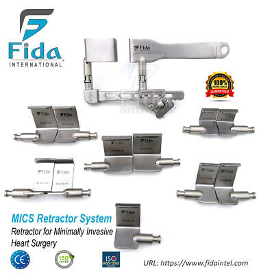 Surgical High Quality MICS Retractor