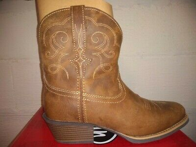 9d232bdd586 JUSTIN BOOTS WOMENS Gypsy Collection L2904 Leather Square Toe, Tan ...