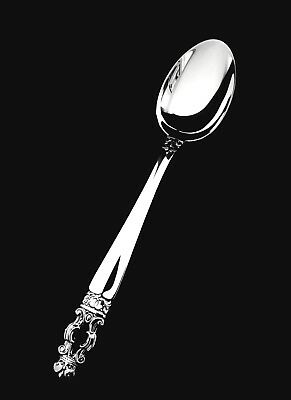 Gorham Hispana Sovereign Sterling Silver Oval Soup Spoon - 6 3/4