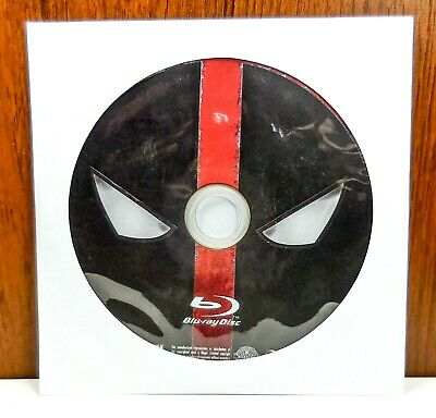 Deadpool - Disc Only (Blu Ray)