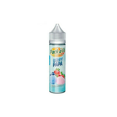 Berry Papa Pack à L'o 50ml 00mg