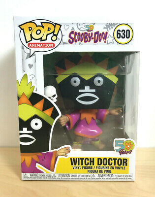 Funko Pop! #630 Scooby-Doo 50th Anniversary - Witch Doctor