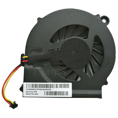 GENUINE Fan for HP Pavilion G7-1070US G7-1150US G7-1310US G7-1219WM