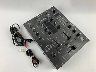 Pioneer DJM-400 Mixer GREAT CONDITION TESTED