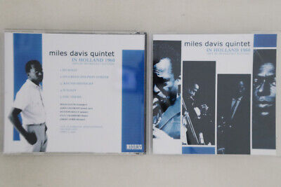 CD MILES DAVIS Holland 1960 70748 NOT ON LABEL UNKNOWN PROMO