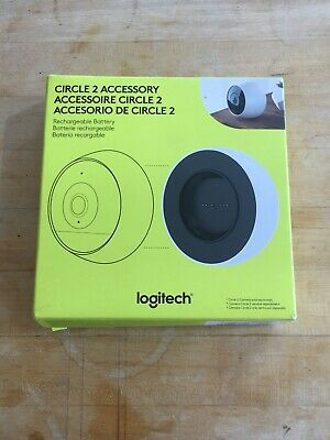 NEW Logitech Rechargeable Battery for Circle 2 WiFi Camera