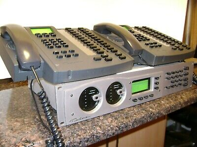 Telos Two X 12 POTS/IP. 12 Line Broadcast Studio Talk Show Phone System