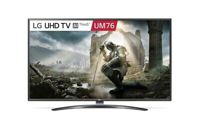 "50UM7600PTA LG  50"" Smart 4K UHD AI ThinQ TV"