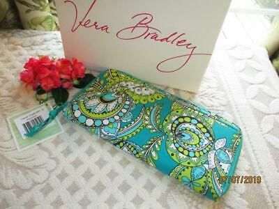 Vera Bradley PEACOCK Travel Organizer NWT~Rare & Retired~for Travel Use