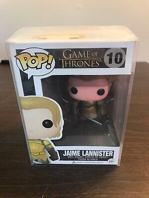 Funko PoP! Game of Thrones Jaime Lannister #10 Damaged Box