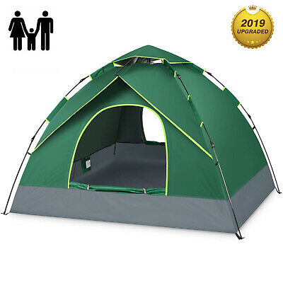 1 2 PERSONS BEACH Tent Automatic Pop Up Waterproof Anti UV