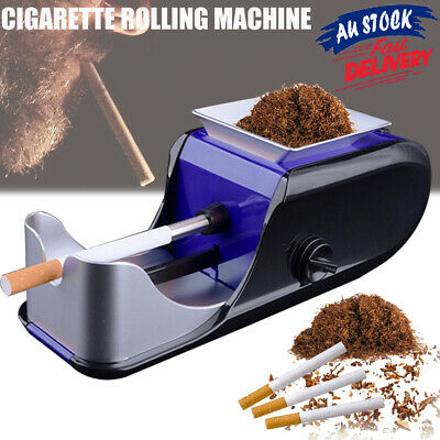 Vogue Tobacco Roller Cigarette Rolling Machine Electric Automatic Injector Maker