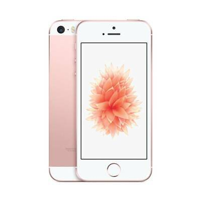 Apple iPhone SE 16GB Rose Gold UNLOCKED 'Refurbished' Warranty from us