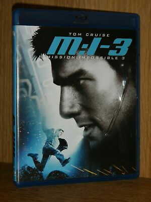 "BLU-RAY ""MISSION IMPOSSIBLE 3 "" Tom CRUISE"