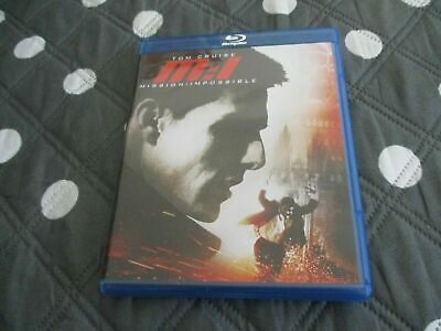 """BLU-RAY """"MISSION IMPOSSIBLE  """" Tom CRUISE"""