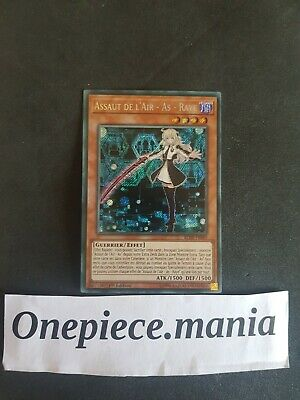 Yu-Gi-Oh!  Assaut de l'Air - As - Raye : BLHR-FR089 -VF/Secret Rare-