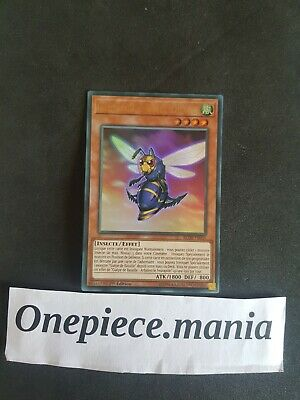 Yu-Gi-Oh!  Guepe de Bataille - Arbalest le Feurapide : BLHR-FR035 -VF/Ultra R.-