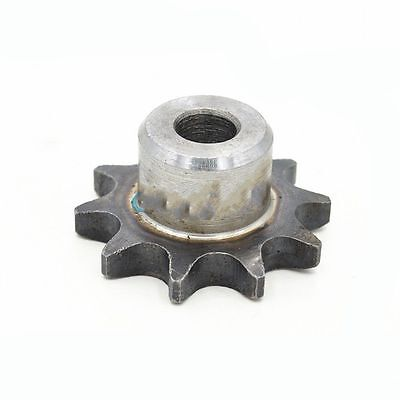 "#40 Chain Drive Sprocket 9/10/11/12/13/14/15T Pitch 1/2""  For #40 08B Chain Qty1"