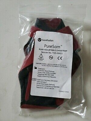 PureSom RubyAdjustable Chinstrap For CPAP/BiPAP Therapy  TMS-09ADJ