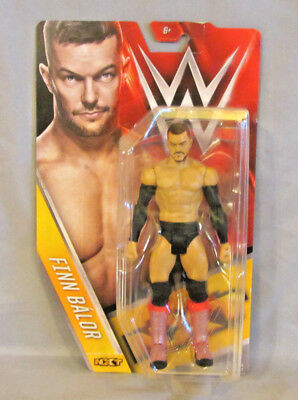 Mattel WWE WWF NXT Basic Series 57 FINN BALOR Wrestling Figre New In Box