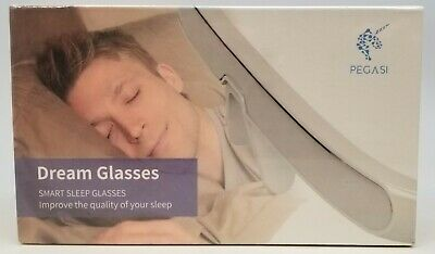 Pegasi Pgybk01 - Dream Glasses - Smart Sleep Glasses - Black