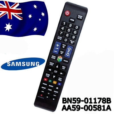 NEW SAMSUNG SMART BN59-00638A / AA59-00581A TV Remote Control AA59-00582A AU