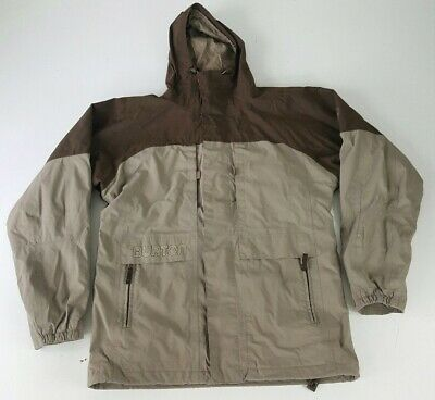 068a6044c Burton Mens Parka Ski Snowboard Jacket Winter Brown Size Medium