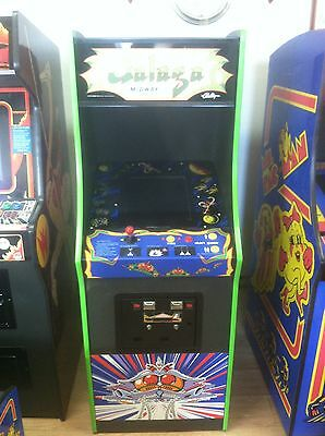 Restored Galaga Arcade Machine, Upgraded