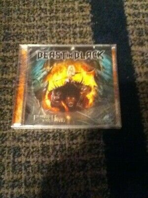 beast in black from hell with love cd  2019 nuclear blast factory sealed metal