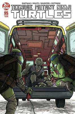 Tmnt Ongoing #95 2Nd Ptg - Idw Publishing - Usa - L599 - Preorder 07.08.2019