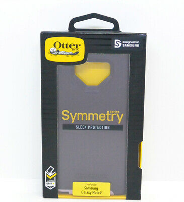New OEM OtterBox Symmetry Series Violet Purple Case For Samsung Galaxy Note 9