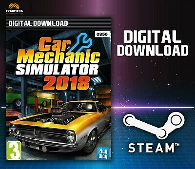 CAR MECHANIC SIMULATOR PS4 [Brand New] - $32 66 | PicClick