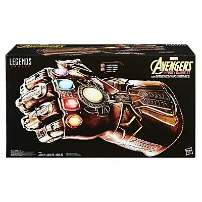 Marvel Legends Series Infinity Gauntlet Articulated Electronic Fist Thanos