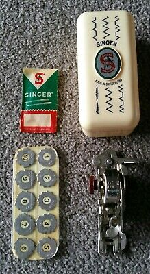 Vintage Singer Sewing Machine ZIGZAGGER No. 160991