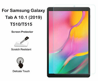 PET Clear/Tempered Glass Screen Protector For Samsung Galaxy Tab A 10.1 (2019)